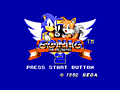 Jugar Sonic The Hedgehog 2 online