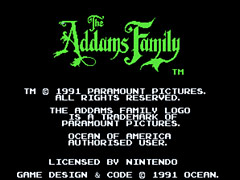 Jugar The Addams Family online
